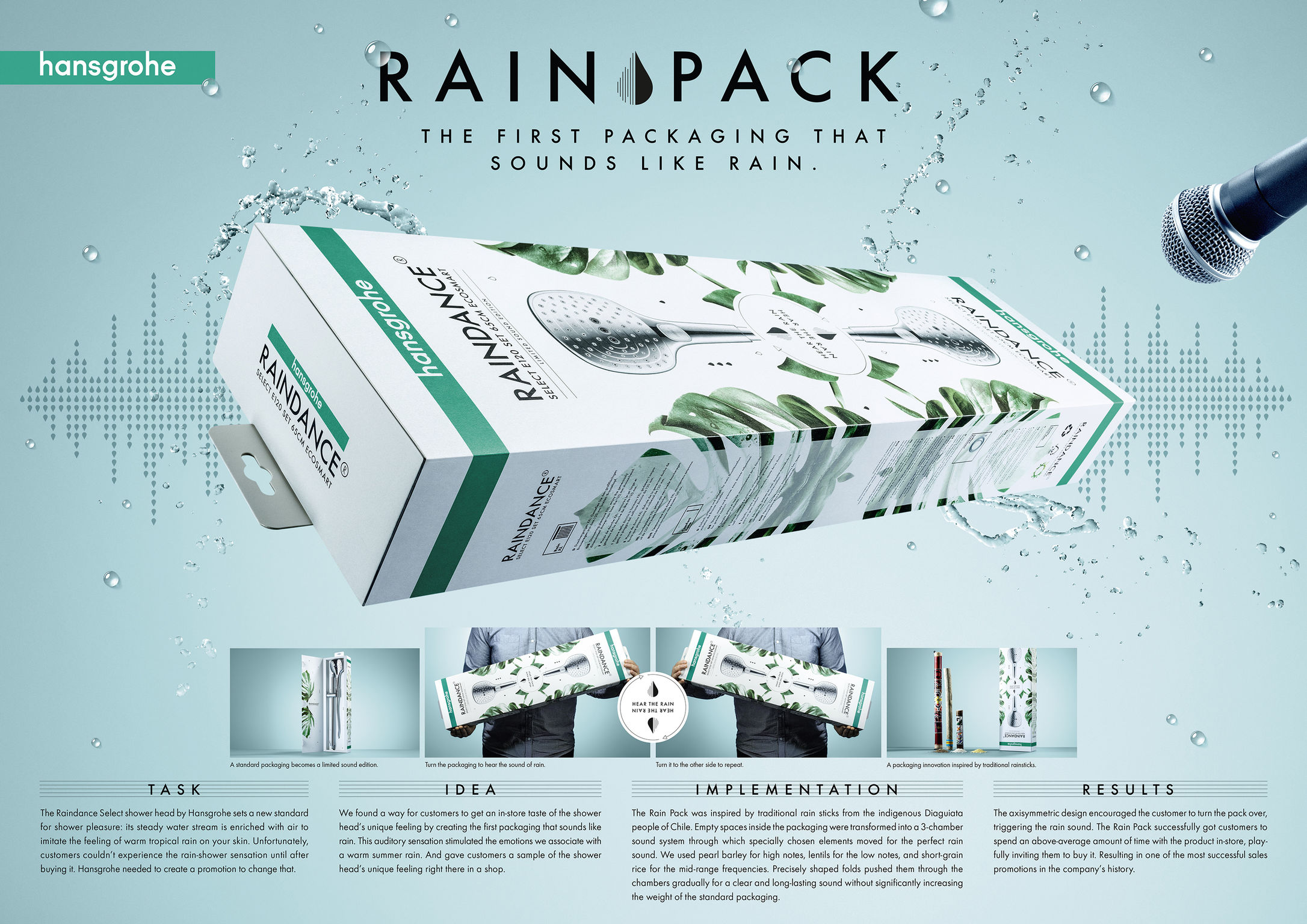 The Rain Pack   iF WORLD DESIGN GUIDE