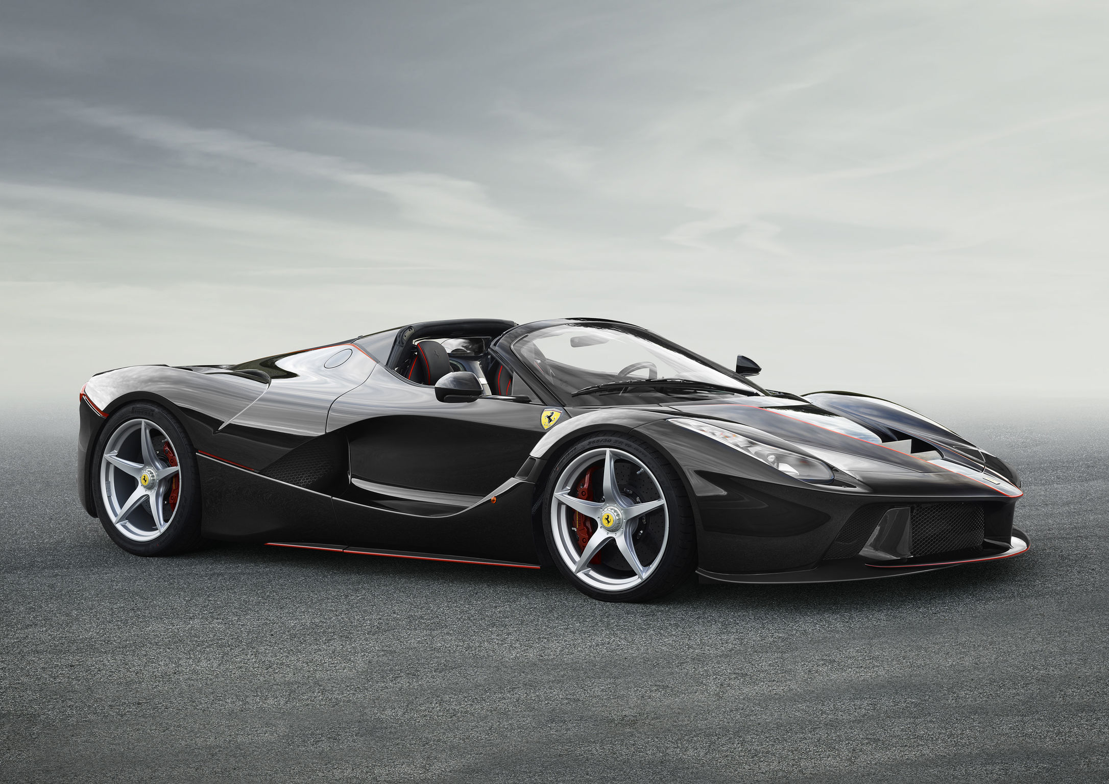 Ferrari Laferrari Aperta If World Design Guide