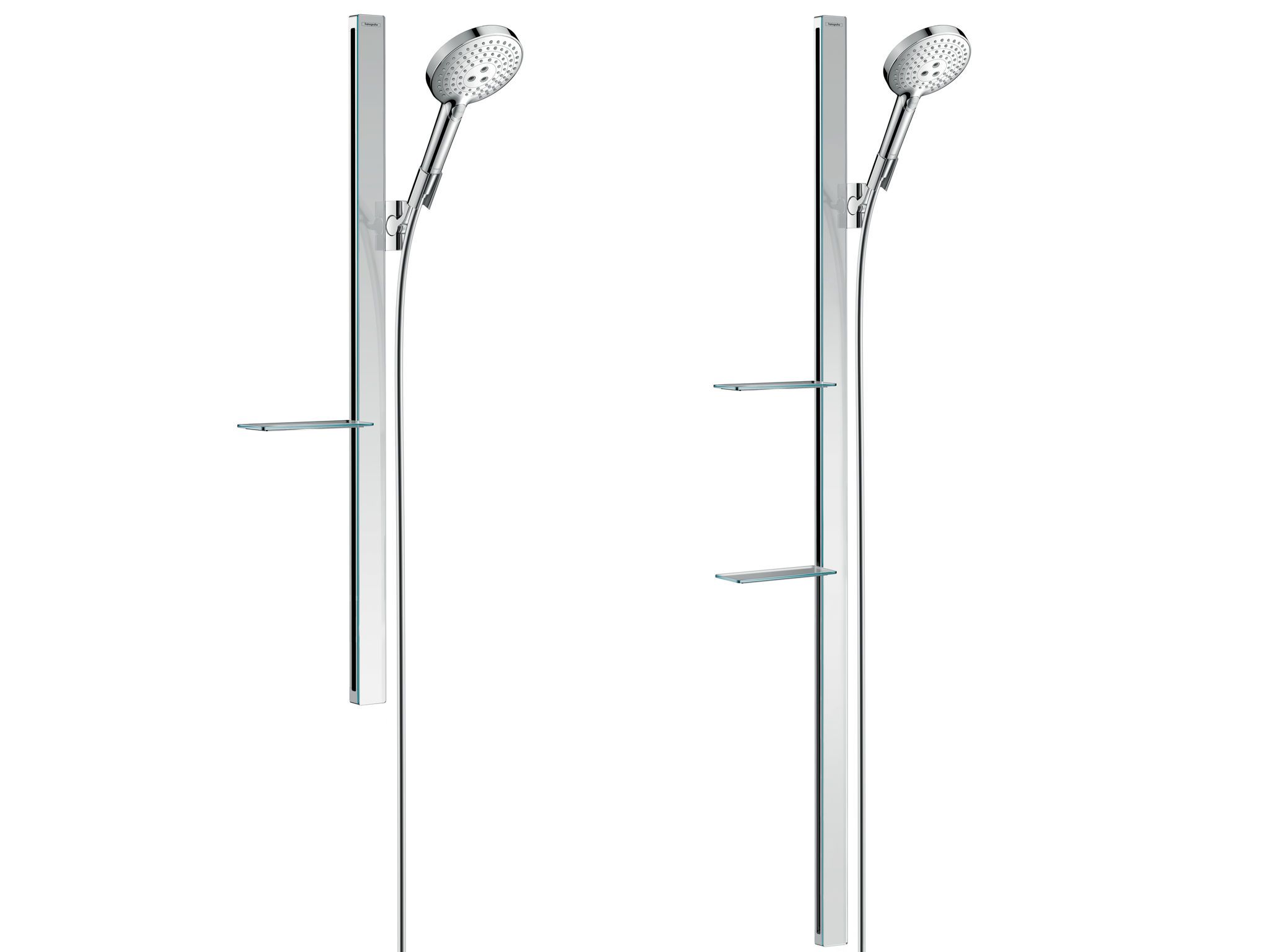 hansgrohe Raindance E Unica Set | iF WORLD DESIGN GUIDE