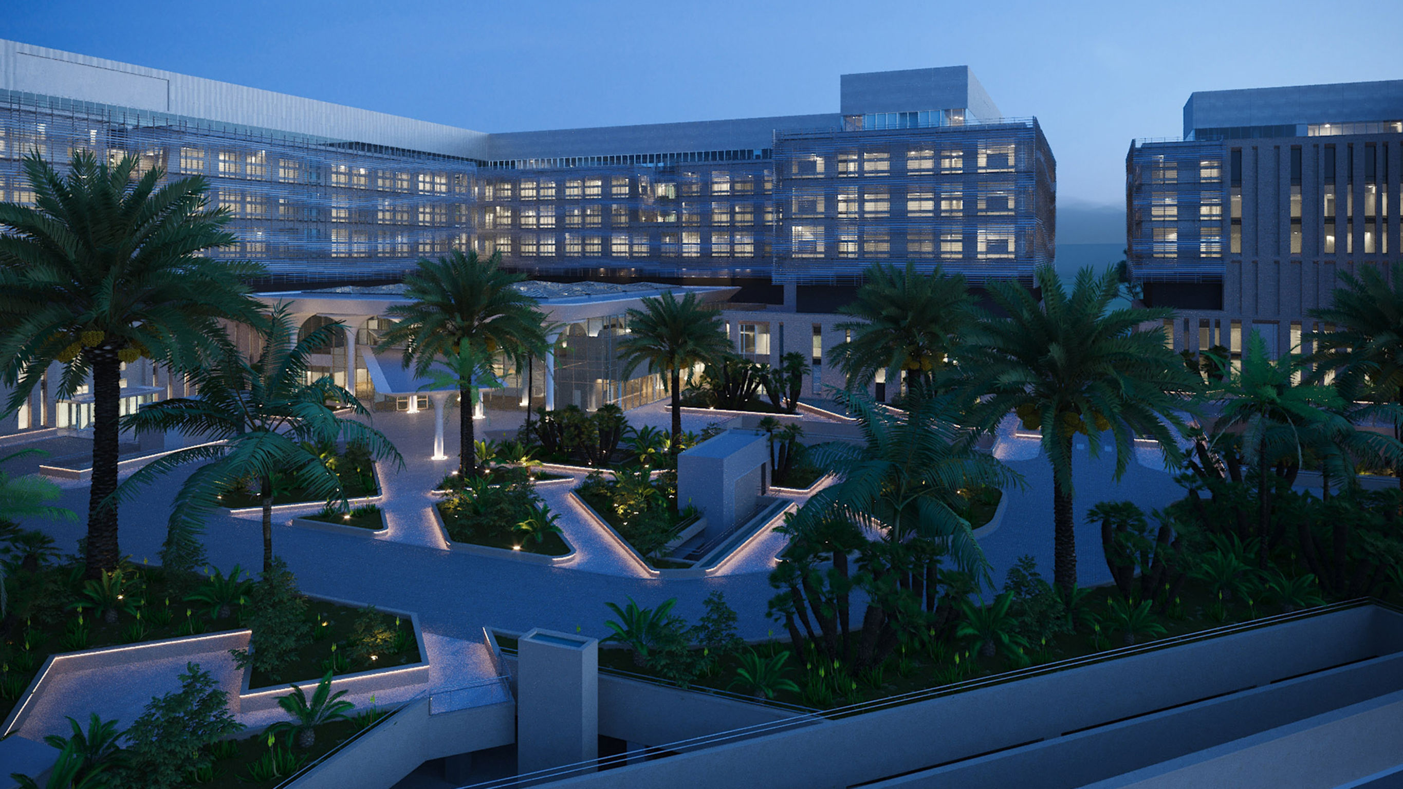 People Centric Community Hospital | iF WORLD DESIGN GUIDE