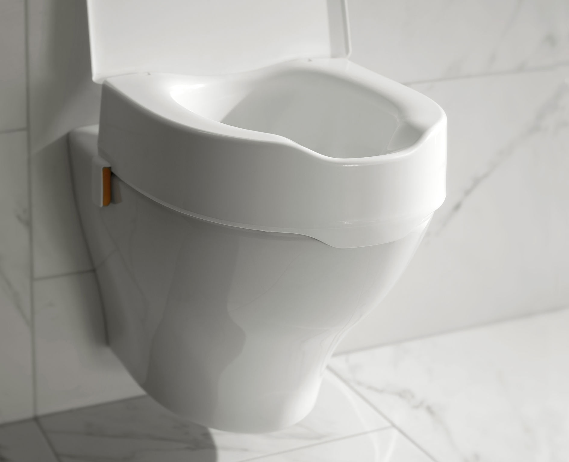 Astounding Etac My Loo Raised Toilet Seat With Brackets If World Ncnpc Chair Design For Home Ncnpcorg