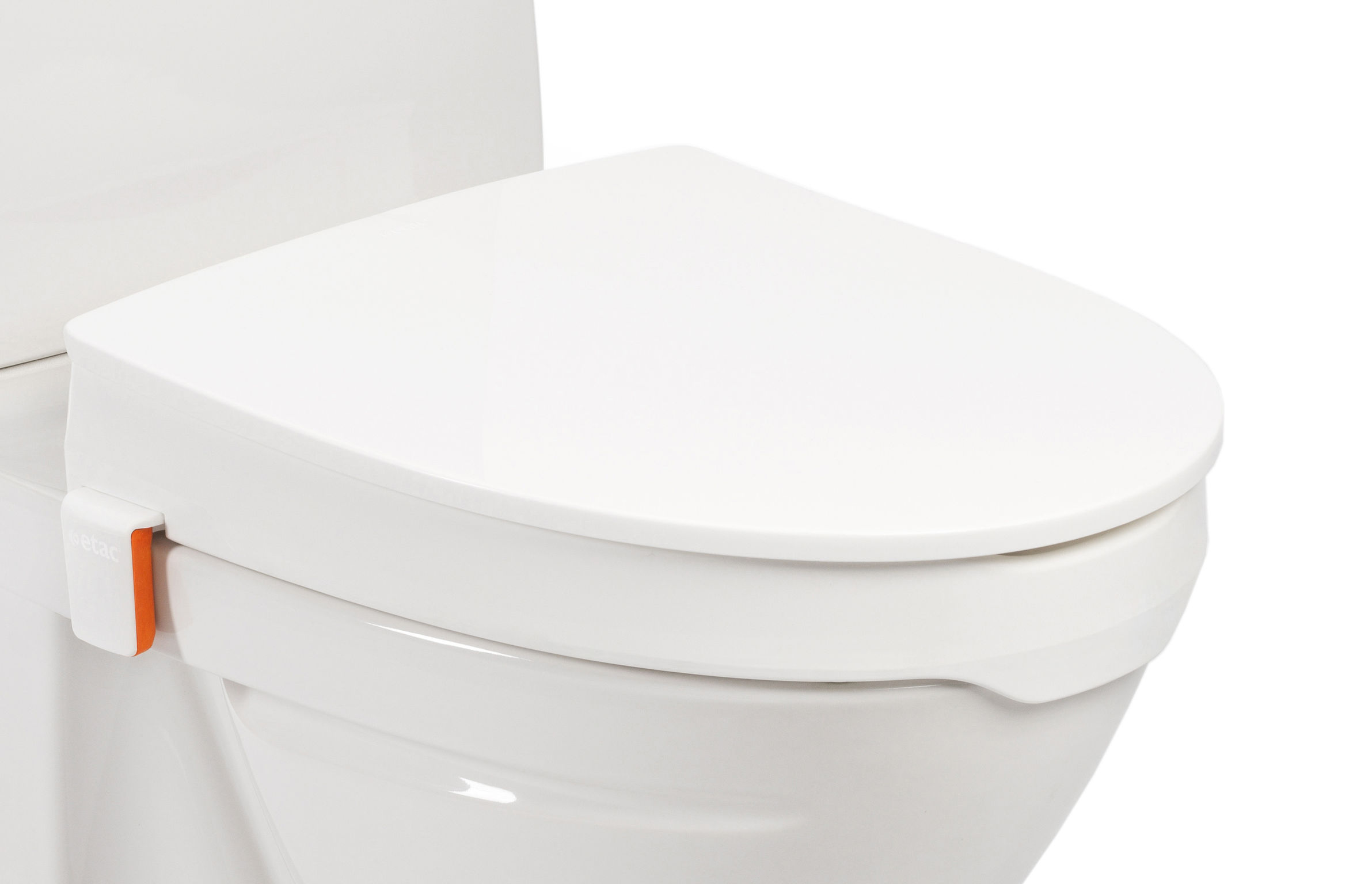 Fantastic Etac My Loo Raised Toilet Seat With Brackets If World Ncnpc Chair Design For Home Ncnpcorg