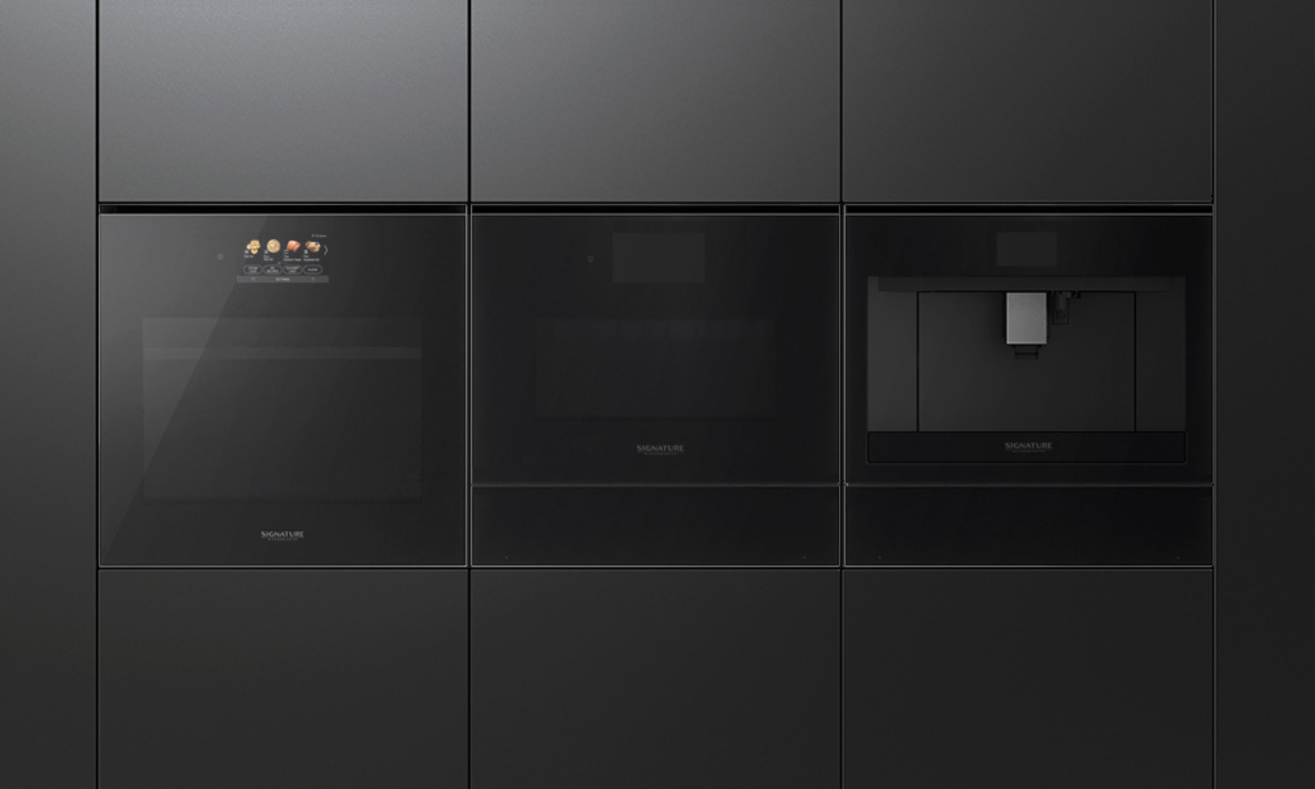 SIGNATURE Kitchen Suite Oven Package | iF WORLD DESIGN GUIDE