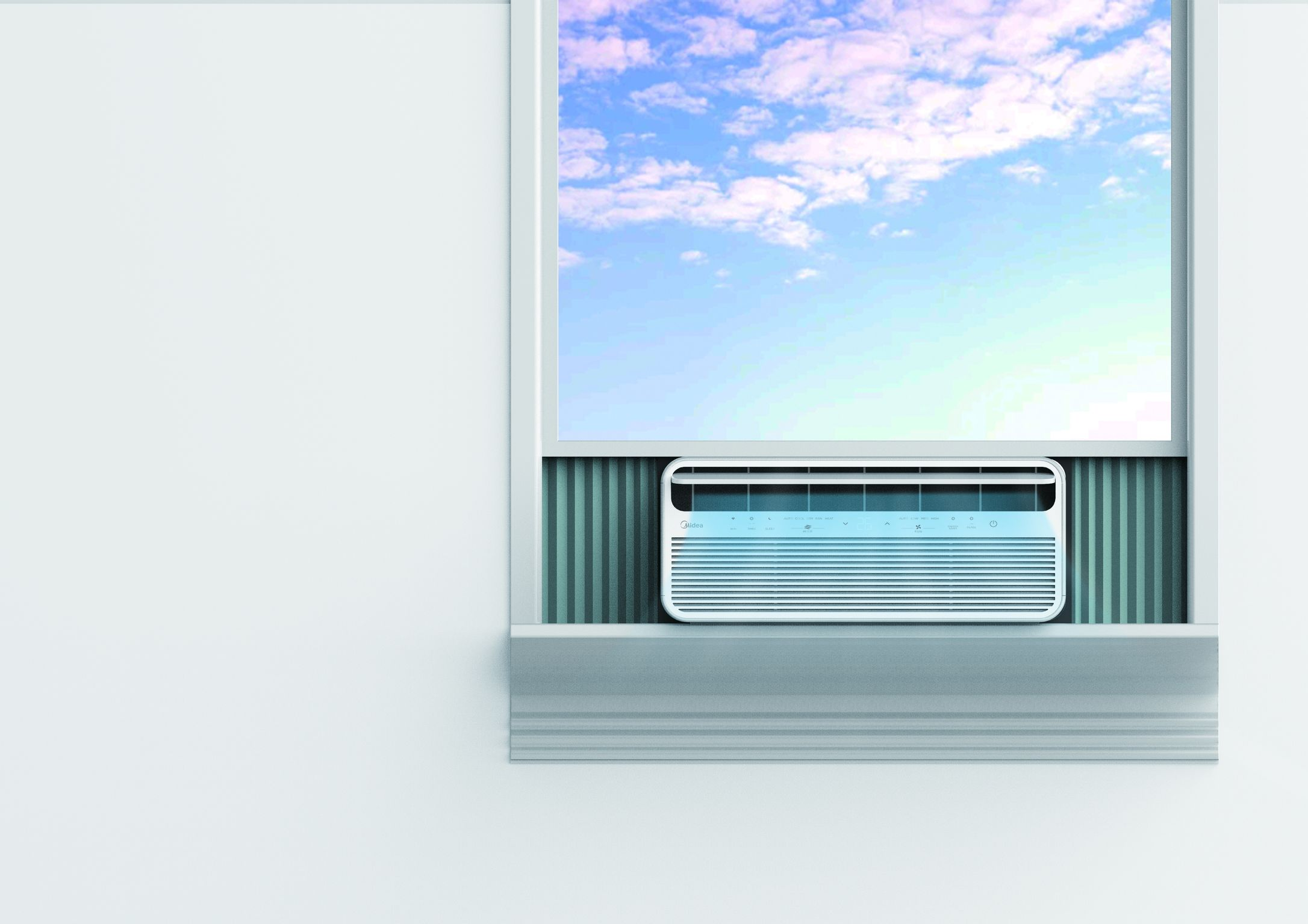 Compact Window Air Conditioner | iF WORLD DESIGN GUIDE