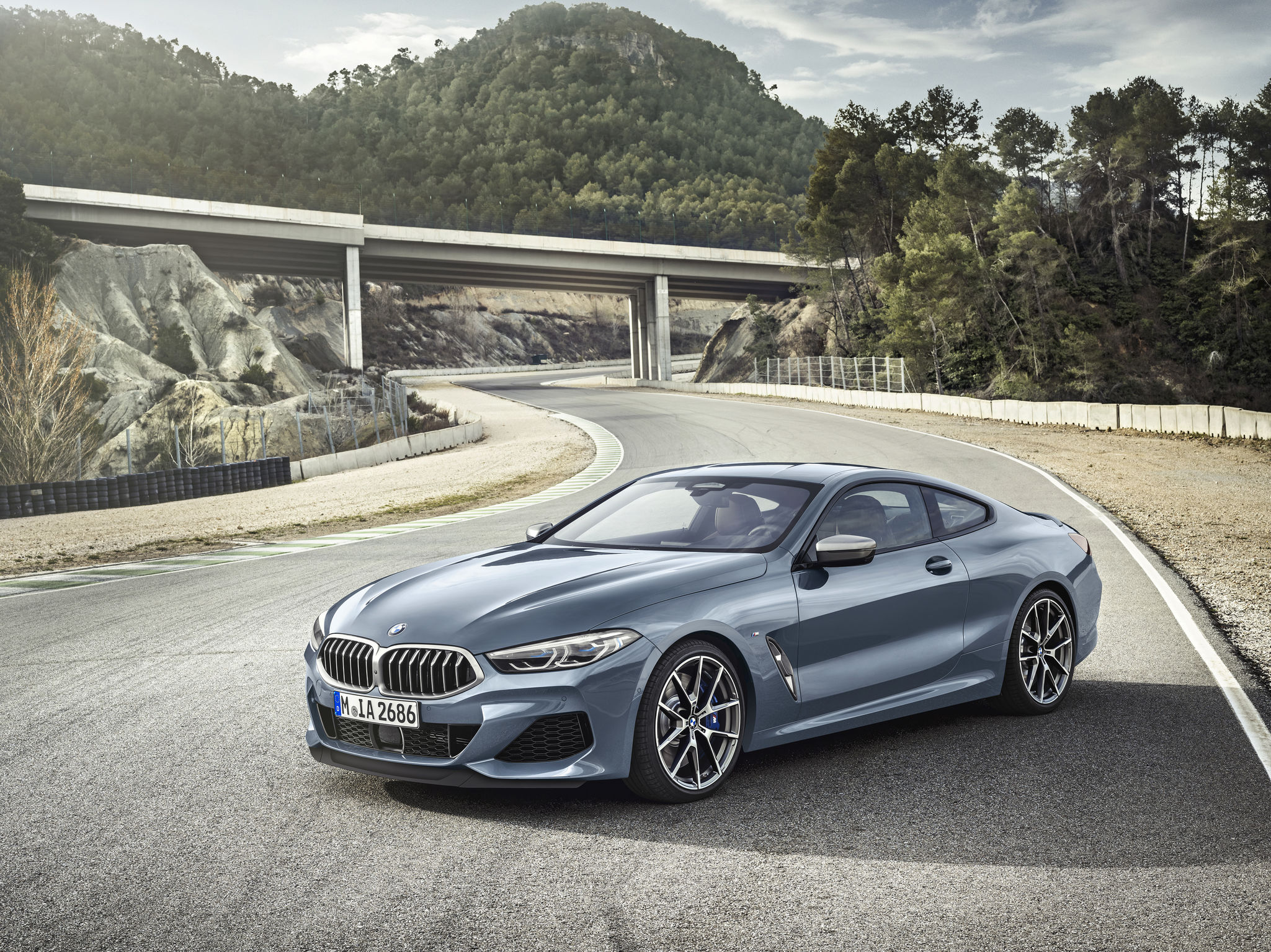 The All New Bmw 8 Series Coupe If World Design Guide