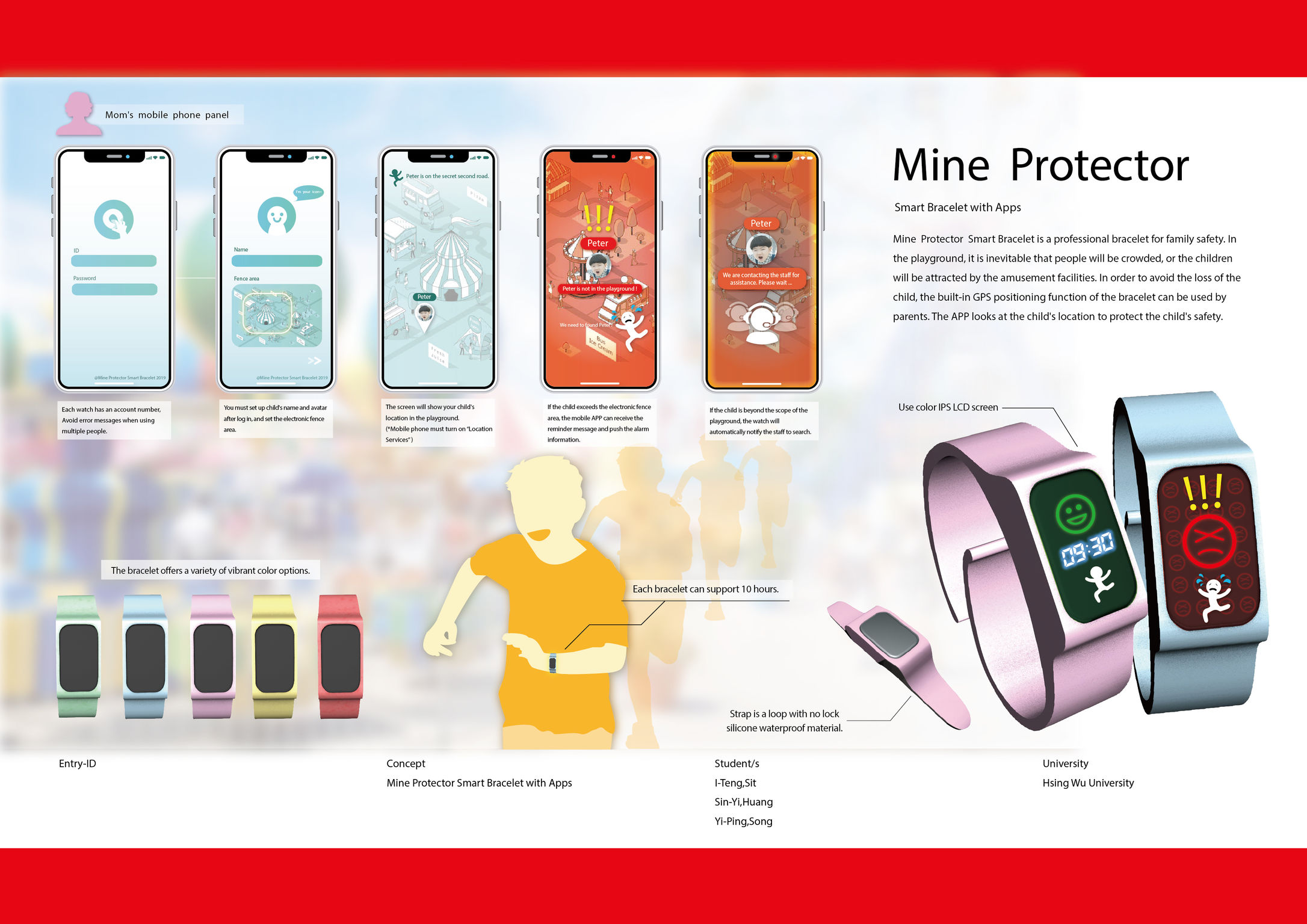 Mine Protector | iF WORLD DESIGN GUIDE