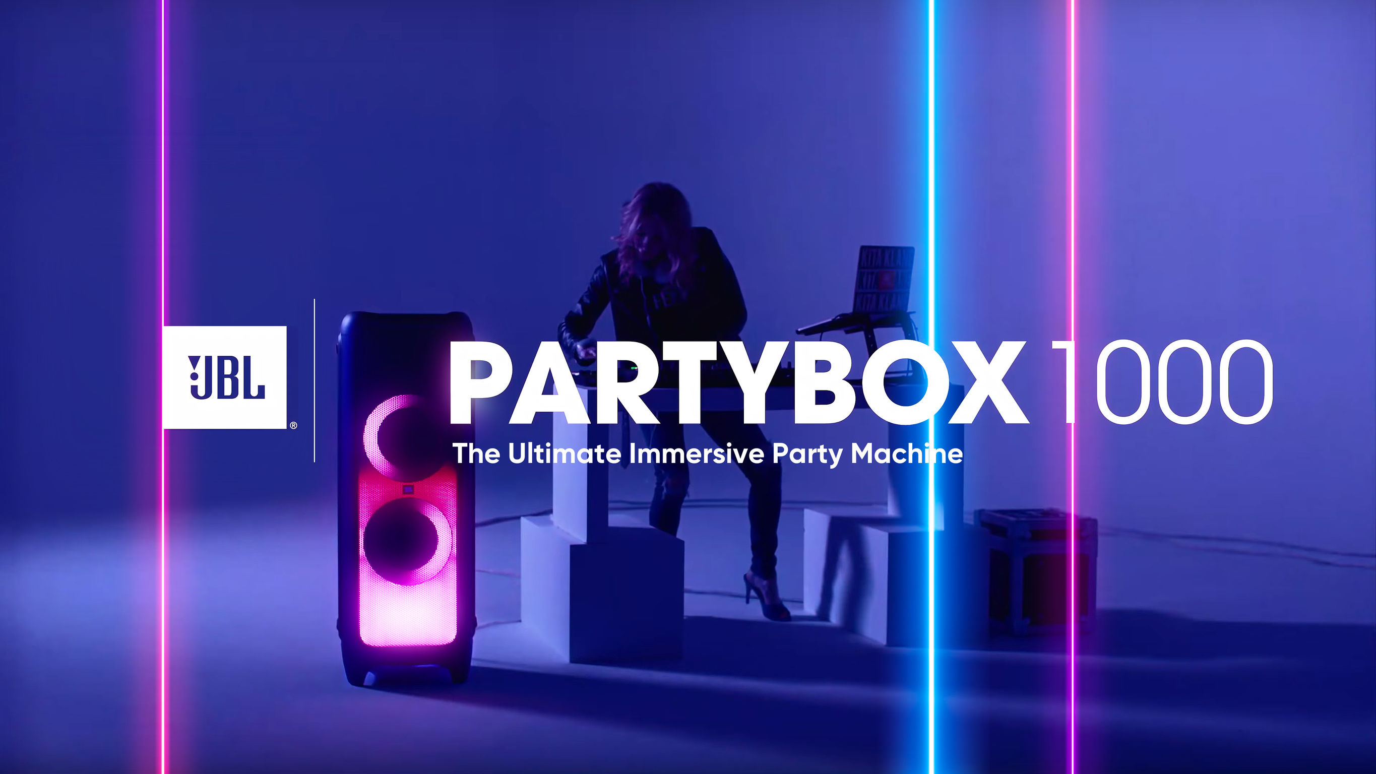 JBL Partybox 1000 experience | iF WORLD DESIGN GUIDE