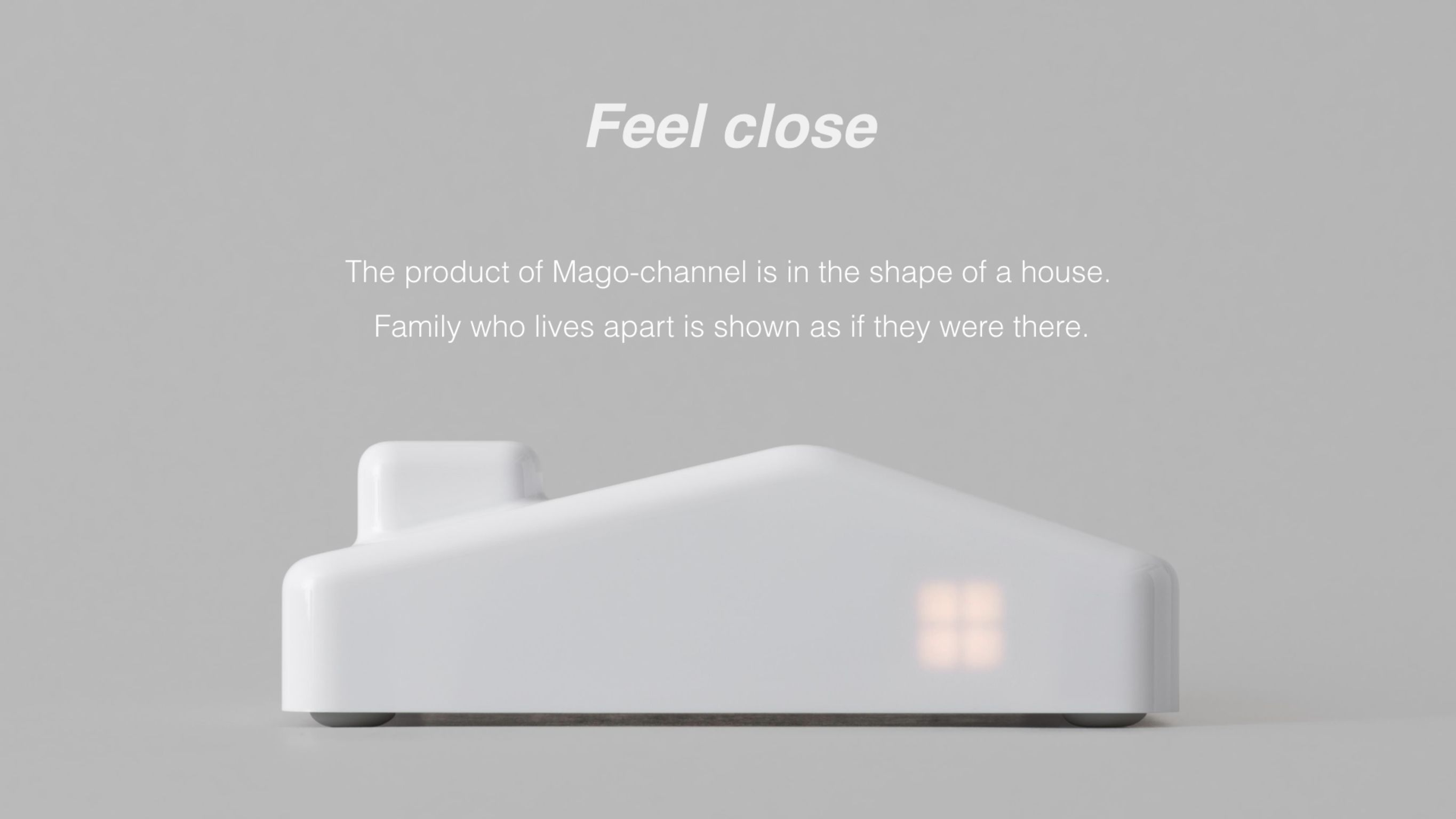 Mago-channel   iF WORLD DESIGN GUIDE