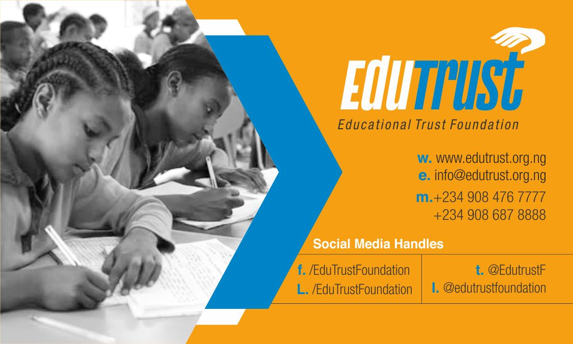 EduTrust Foundation | iF WORLD DESIGN GUIDE